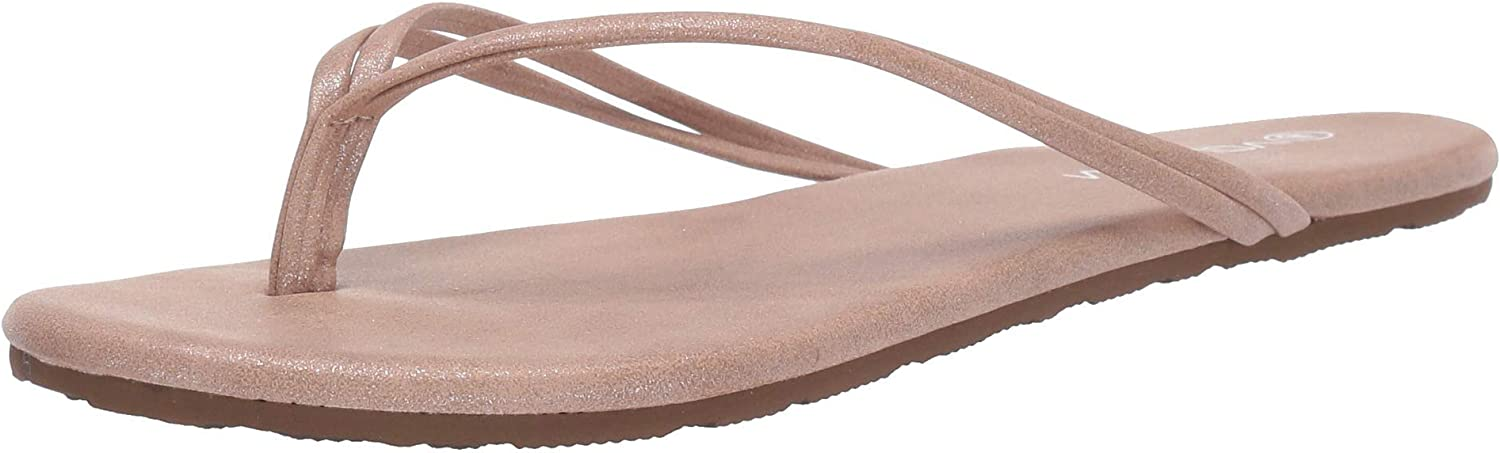 San Francisco Mall Max 52% OFF Volcom Women's Wrapped Up Strappy Double Sandal