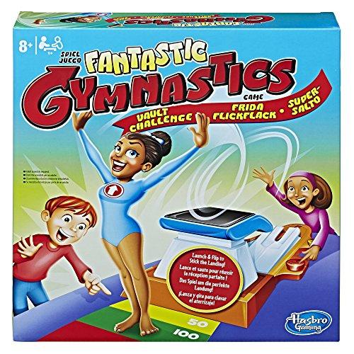 Hasbro E2263EU4 Gymnastic Vault Challenge, Multi-Colour, einheitsgröße