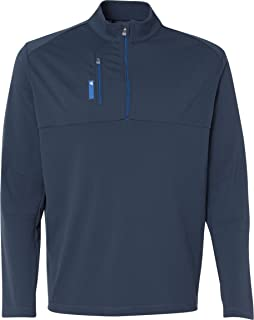 Best adidas golf mixed media 1 4 zip pullover Reviews