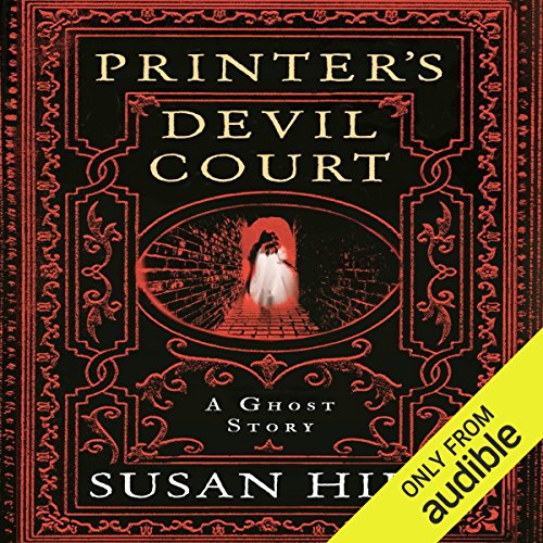 Printer's Devil Court audiobook cover art