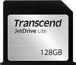 Transcend JetDrive Lite 130 - 128 GB Tarjeta de memoria para MacBook Air 13