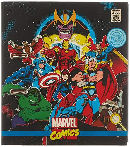 Grupo Erik - Archivador de palanca Avengers, Marvel Comics (