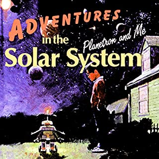 Adventures in the Solar System audiobook cover art