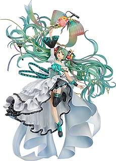 Good Smile Character Vocal Series 01: Hatsune Miku (Memorial Dress Version) 1: 7 Scale PVC Figure