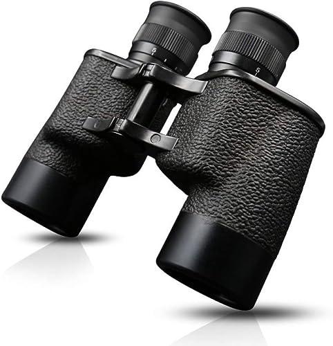 ZLL Télescope - Grand Angle, Faible Luminosité Visible, Mesure De La Distance, Jumelles De Plein Air Télescope HD,Noir,Taille Unique