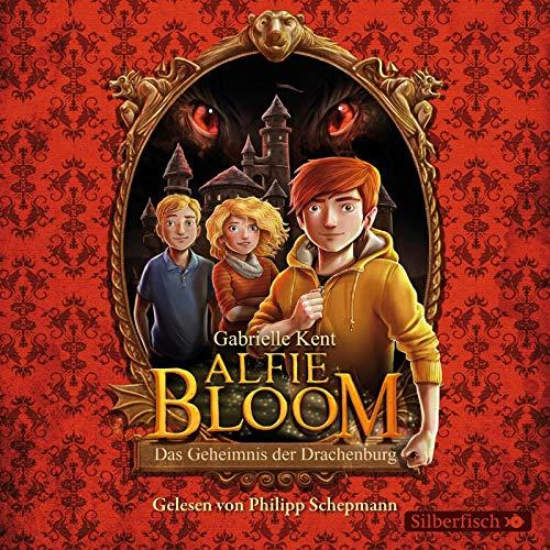 Alfie Bloom und das Geheimnis der Drachenburg: 4 CDs