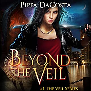 Beyond the Veil     The Veil Series, Book 1              By:                                                                                                                                 Pippa DaCosta                               Narrated by:                                                                                                                                 Hollie Jackson                      Length: 8 hrs and 2 mins     448 ratings     Overall 4.0