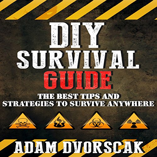 DIY Survival Guide audiobook cover art