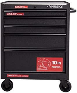husky 27 inch 9 drawer tool chest