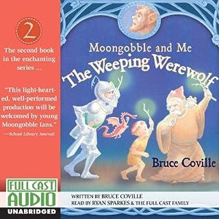 The Weeping Werewolf audiobook cover art