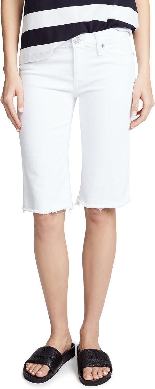 HUDSON Women's Tally Midrise Skinny Manufacturer regenerated product Pocket Spasm price Crop 5 Jean