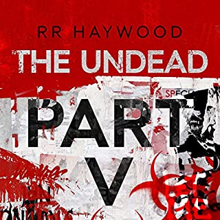 The Undead: Part 5 audiobook cover art