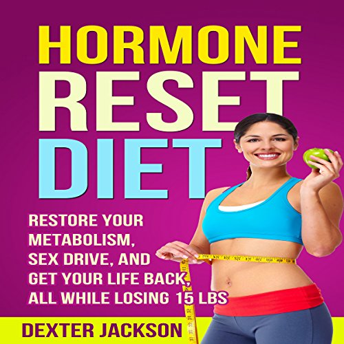 Hormone Reset Diet Guide and Cookbook cover art