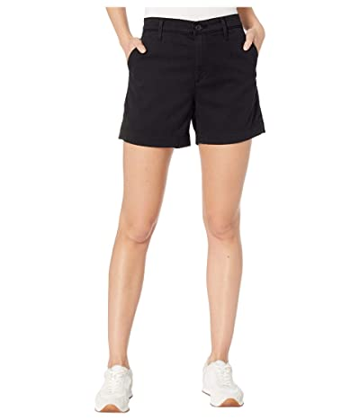 AG Adriano Goldschmied Caden Shorts (Super Black) Women