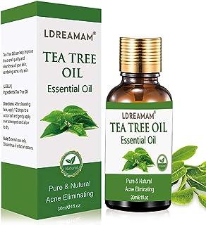 Aceite esencial de árbol de té,aceite de acné natural,El