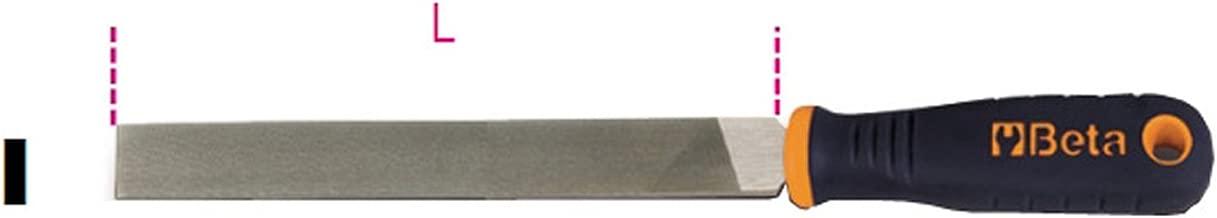 Beta Tools 1718 A6//R-Lima Meio-Mur/ã/‡A De 6