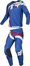 blue dirt bike pants