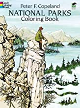 National Parks Coloring Book (Dover Nature Coloring Book)
