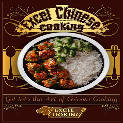 Excel Chinese Cooking audiobook cover art