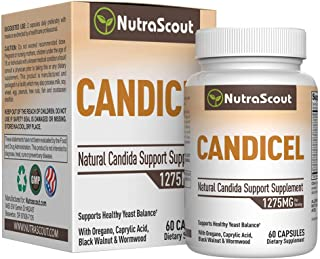 candida gone by nutracraft