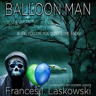Balloon Man audiobook cover art
