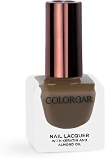 Colorbar Nail Lacquer, Warm Walnut, 12 ml