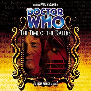 Doctor Who - The Time of the Daleks cover art