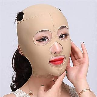 wsbdking Face-lift 1 st Elastische Gezicht Afslanken Bandage V Lijn Gezicht Shaper Dames Chin Cheek Hef Riem Facial Anti R...