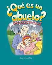 ¿Qué es un abuelo? (What Makes a Grandparent?) (Early Childhood Themes)