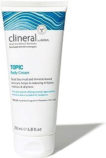 AHAVA Clineral Topic Crema Corporal - 200 ml.