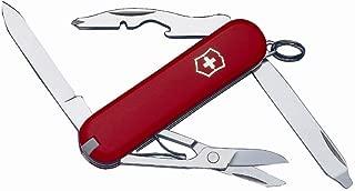 Victorinox 06363 Army Knife Rambler (Quatro) Red