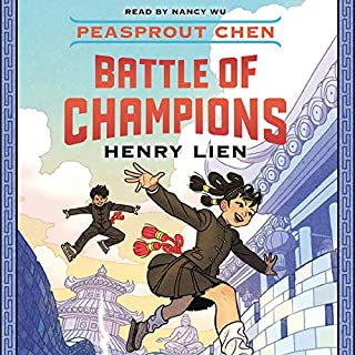 Peasprout Chen: Battle of Champions cover art
