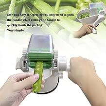 Sanmubo PeaPeeler Peeling Pea Hand Rolling Machine Durable Pea Sheller for Beans Soy Peas