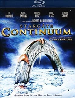 Stargate: Continuum [Blu-ray] [2008] (B001AQNP9G) | Amazon price tracker / tracking, Amazon price history charts, Amazon price watches, Amazon price drop alerts