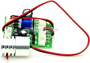 Q-BAIHE Industrial 650nm 150mw Rojo L/áser L/ínea M/ódulo 14.5x45mm 3-5V