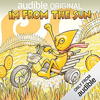 I'm From the Sun audiobook cover art