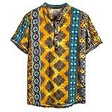 Homme Grande Taille T-Shirt Chemise Jaminy 2019 ÉTé Polo Impression RéTro Vintage Gangster Rue Punk Top Polo Tee Shirt Chemise 6Xl