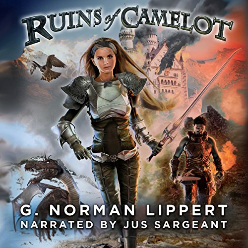 Ruins of Camelot audiobook cover art