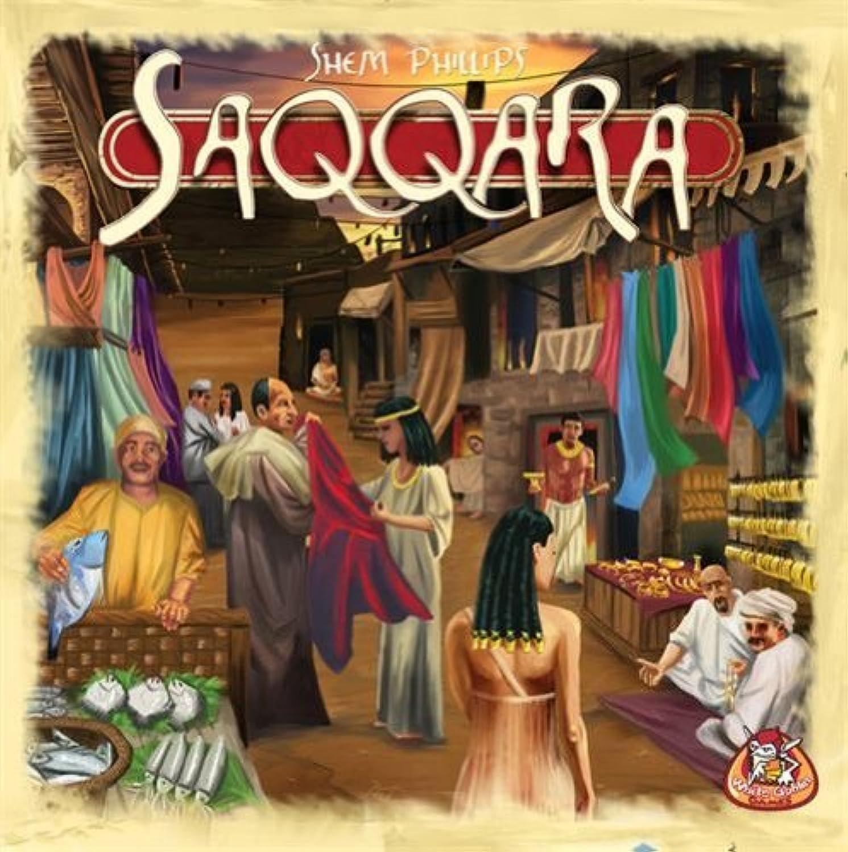 Saqqara tavola gioco by bianca Goblin giocos