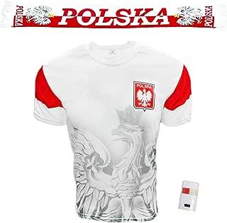 Best world cup jersey poland Reviews