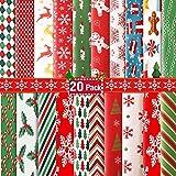 Souarts Weihnachtsstoffe Baumwollstoff Meterware Stoffe