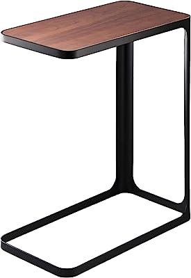 山崎実業 サイドテーブル フレーム ブラック 7203