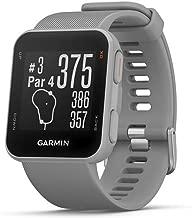 Garmin Approach S10 - Lightweight GPS Golf Watch, Powder Gray, 010-02028-01