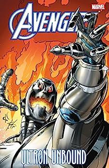 Avengers: Ultron Unbound (Avengers West Coast (1985-1994)) by [Roy Thomas, Dann Thomas, Bob Harras, Dave Ross, Kris Renkewitz, Vince Russell, Manny Clark]