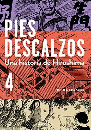 Pies descalzos 4: Una historia de Hiroshima (Best Seller   Cómic)