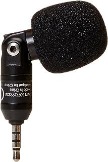 Amazon Basics Condenser Microphone for Smartphones