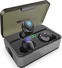 Best wireless bluetooth earphone in ear stereo earbud headset Reviews