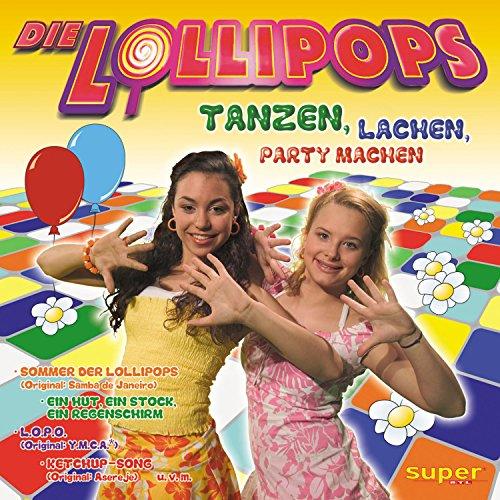 Tanzen, Lachen, Party Machen