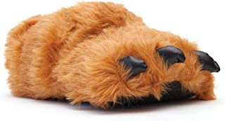 50+ Styles - Premium Full Foot Happy Feet Men, Women and Kids Animal Slippers