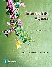 Best intermediate algebra 11th edition Reviews